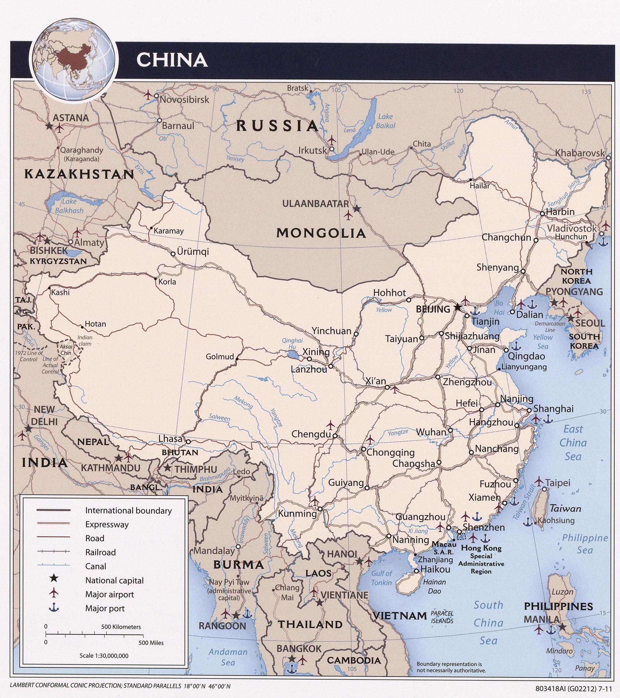 China Maps Ecoi Net