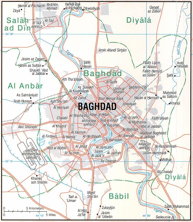 Iraq - Maps - ecoi net