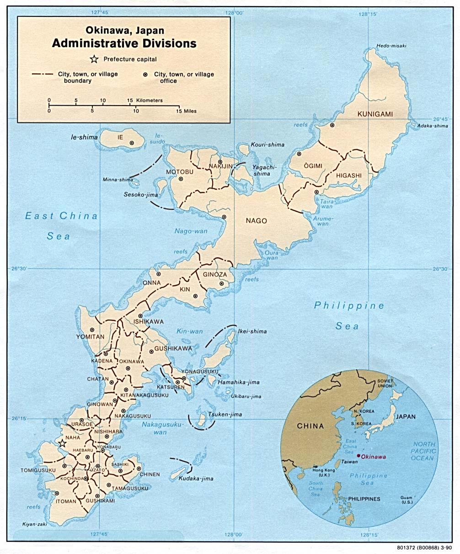 Japan Maps ecoinet