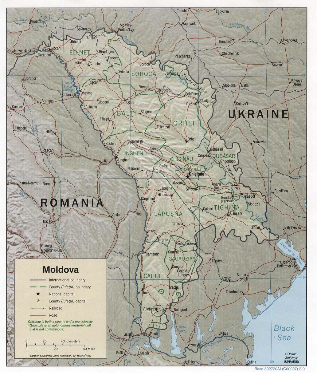 Moldova Republic Maps Ecoi Net