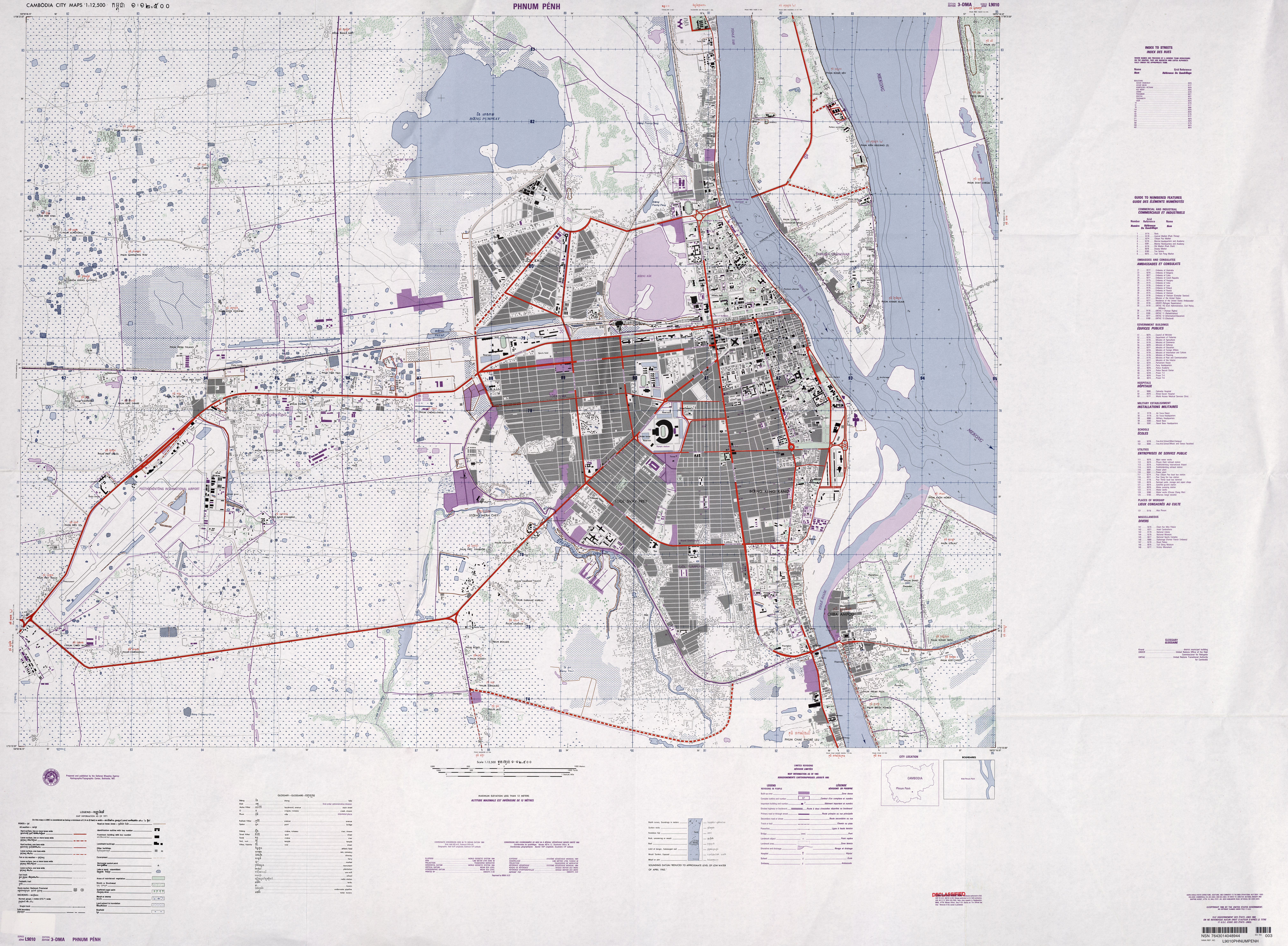 u s defense mapping agency author published by university of texas libraries