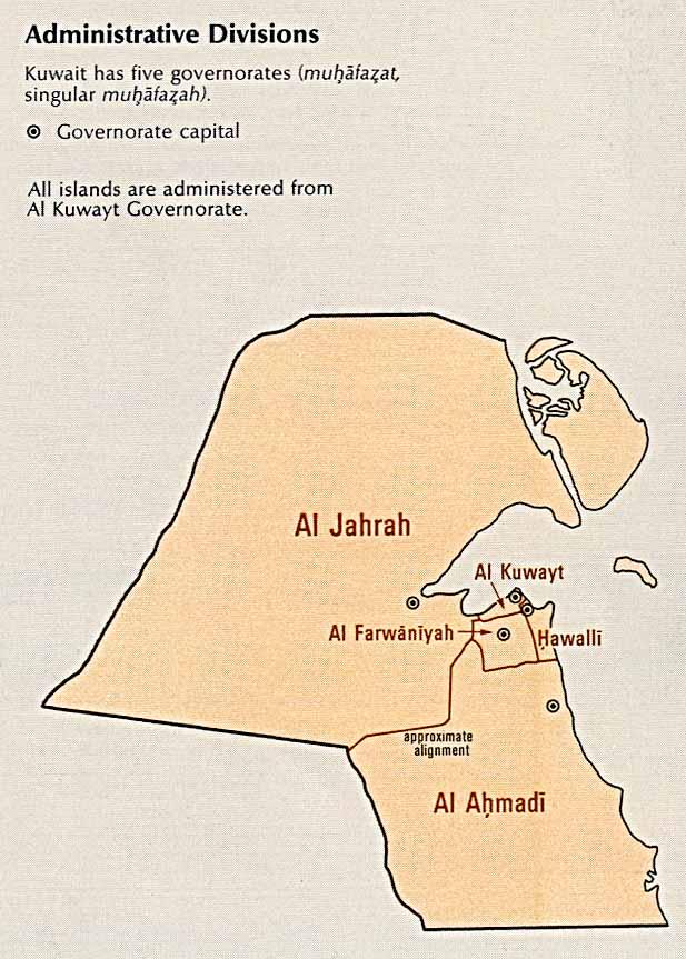 Kuwait - Maps - ecoi.net
