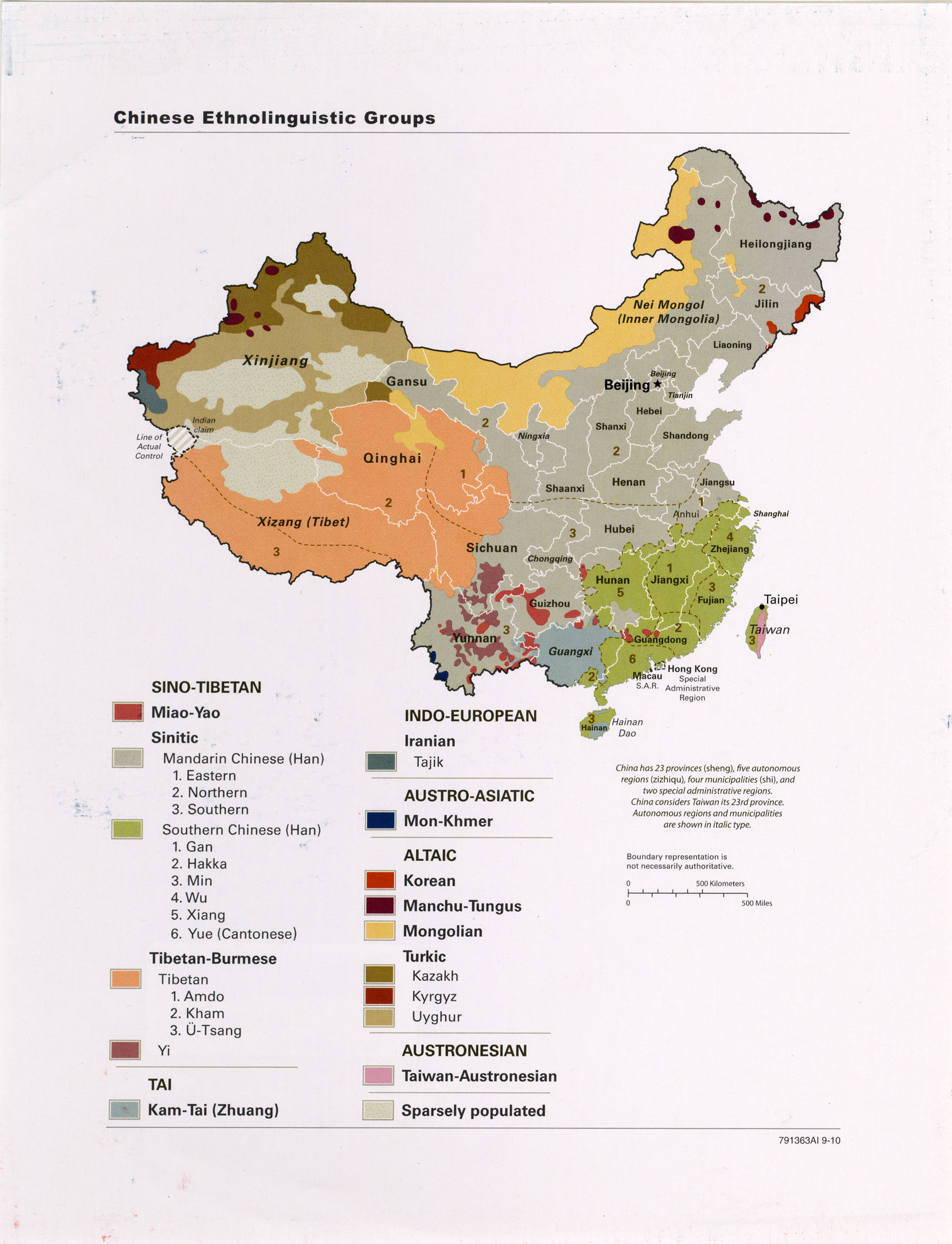 China Maps ecoinet