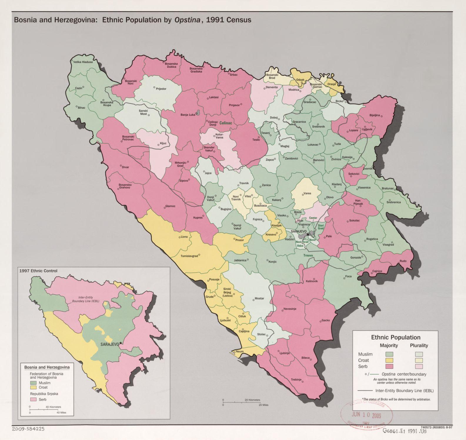 Bosnien Und Herzegowina Landkarten Ecoi Net