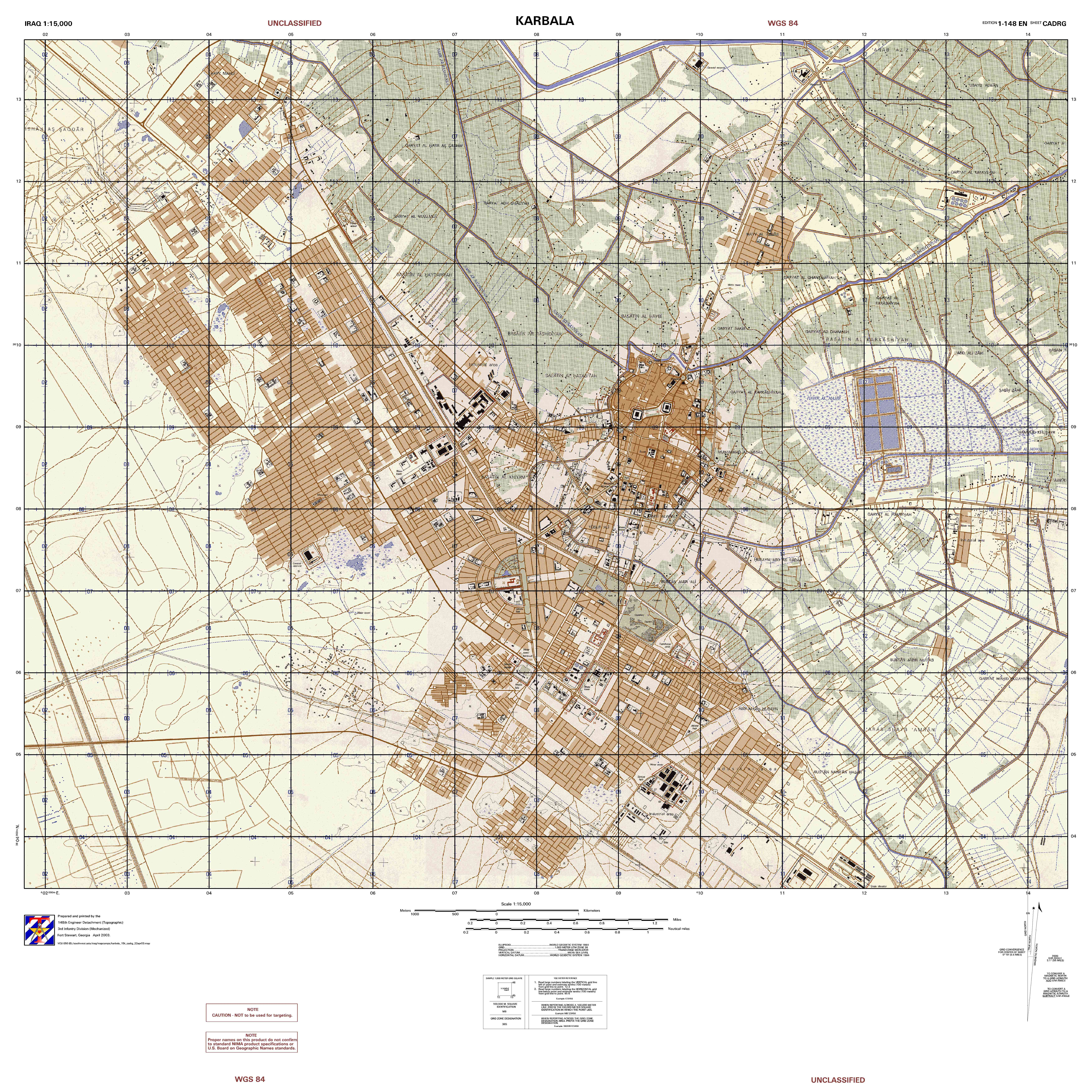 Maps Related To World War I Including Military Map Of The United