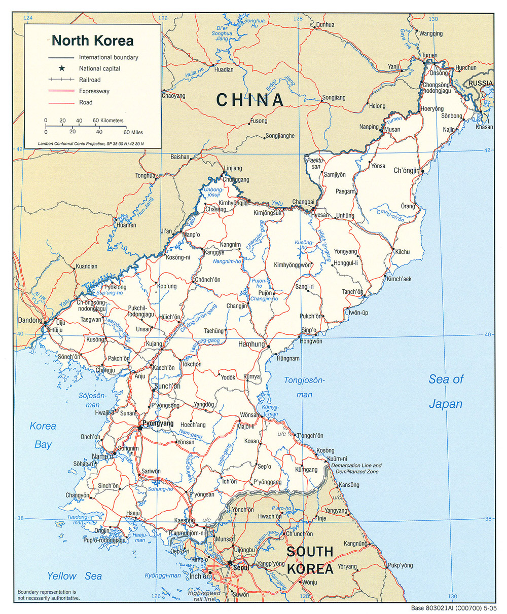 Korea Democratic People S Republic Maps Ecoi Net