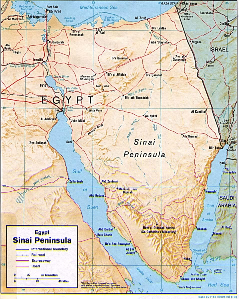 Egypt - Maps - ecoi.net
