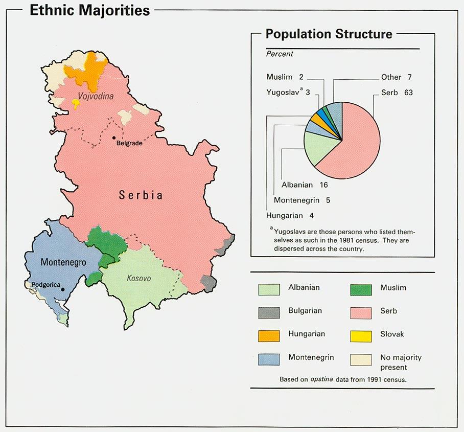 Montenegro Maps ecoinet