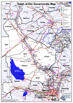 Iraq - Maps - ecoi.net