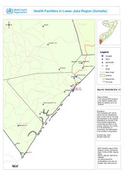 Somalia Maps ecoinet