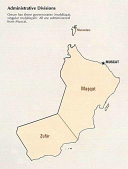 Oman - Maps - ecoi net