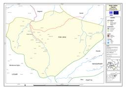 Karte Afghanistan Provinzen.Afghanistan Landkarten Ecoi Net