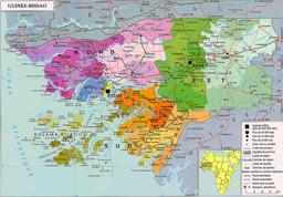 GuineaBissau Maps ecoinet