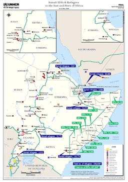Eritrea - Maps - ecoi net