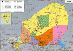 Niger Maps ecoinet