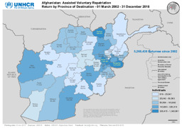 Afghanistan - Maps - ecoi.net